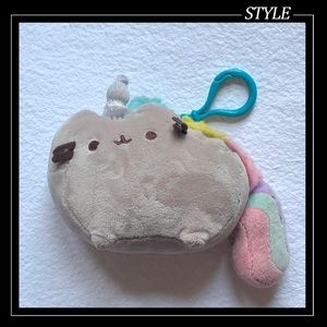❤️ Unicorn pusheen keychain